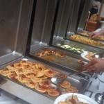 Catering / Essen auf der SEMSEO 2009