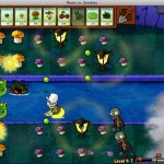 Popcaps Plants vs. Zombies
