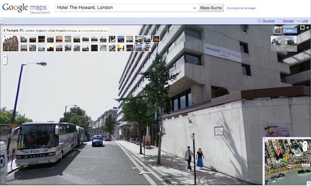 Google Streetview Screenshot