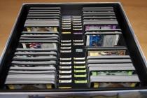 Aufgeräumter Karton von Dominion, Spiel des Jahres 2009