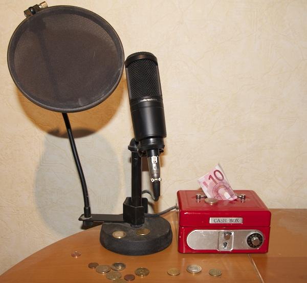 kaufen werbung oder betteln geld verdienen mit podcasts. Black Bedroom Furniture Sets. Home Design Ideas