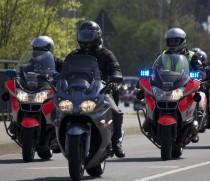 Motorradgottesdienst - MOGO - in Husum 2011