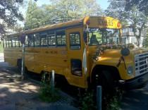 USA Schulbus in Deutschland