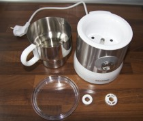 Severin Milchaufschäumer - Einzelteile