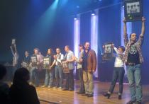 Wise Guys - Verleihung goldene Schaltplatte 2009