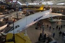 Concorde im Udvar-Hazy Center