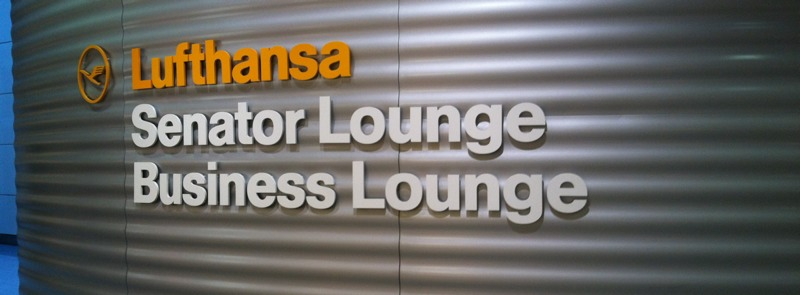 Lufthansa Germanwings Business Lounge