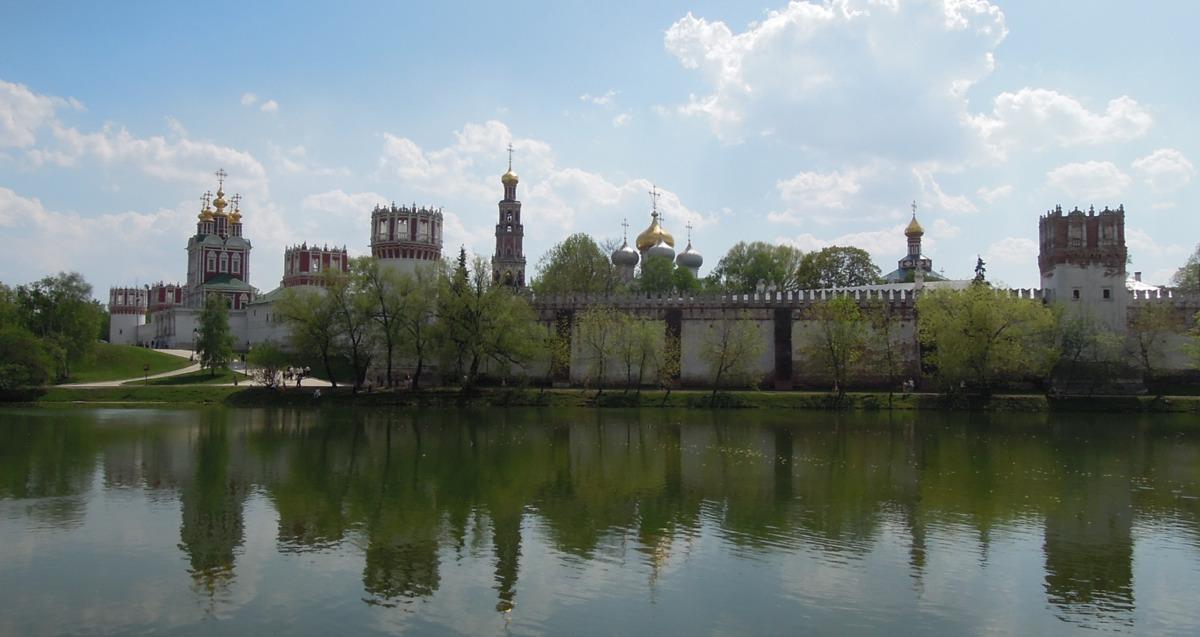 Nowodewitschi Kloster in Moskau