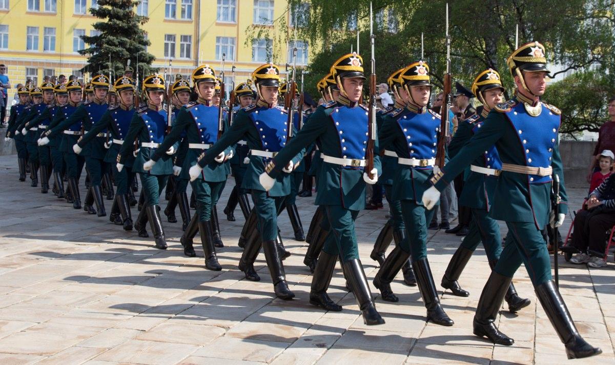 Wachablösung im Kreml