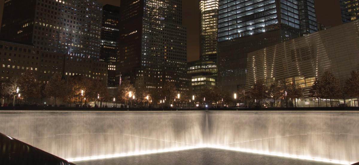New York WTC Memorial 911