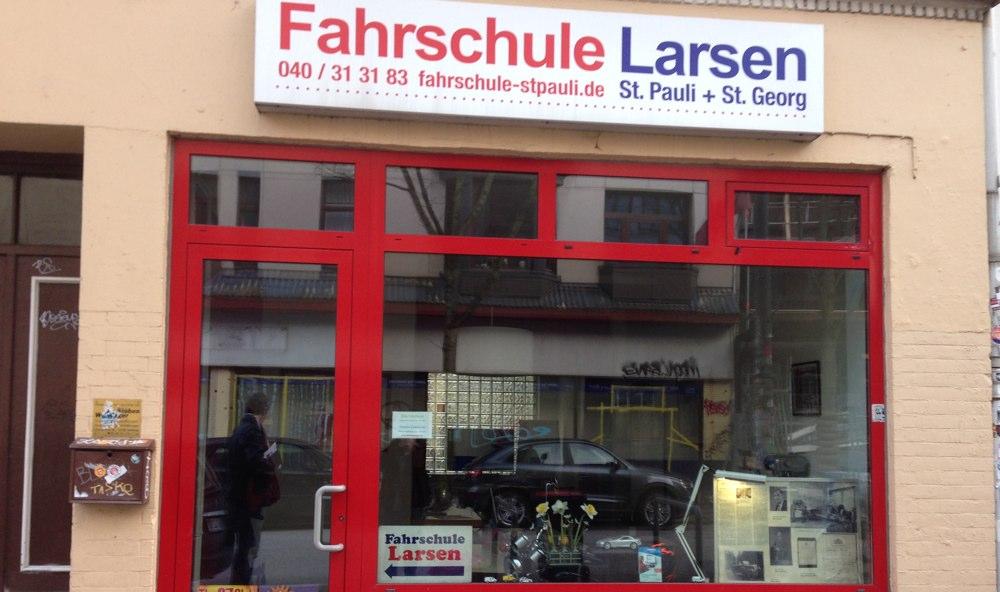 Fahrschule Larsen in Hamburg St. Pauli