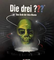Die drei Fragezeichen im Planetarium Hamburg - Das Grab der Inka Mumie
