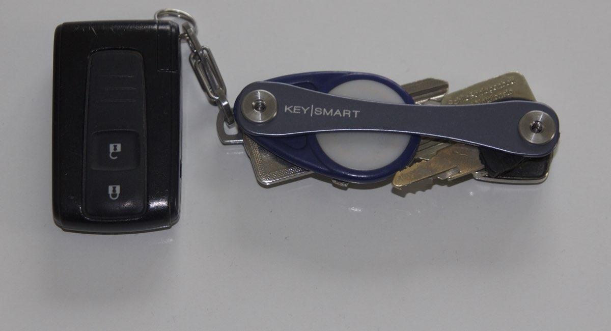 Keysmart Schlüsselbund