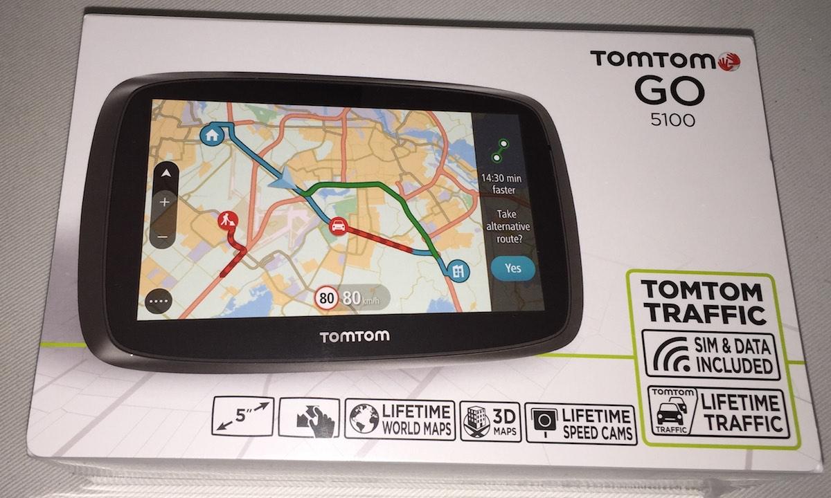 TomTom 5100 Karton