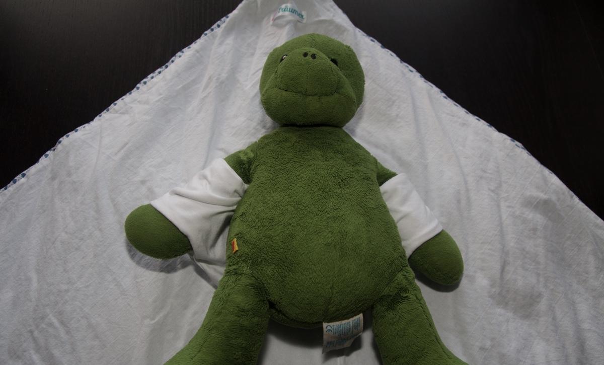 Babyschlafsack Träumer Arme