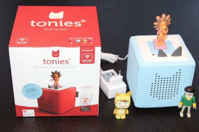 Toniebox - Tonie Hörspiele für Kinder