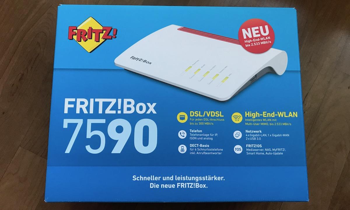 avm fritzbox 7590 meine erfahrungen zum dsl router. Black Bedroom Furniture Sets. Home Design Ideas