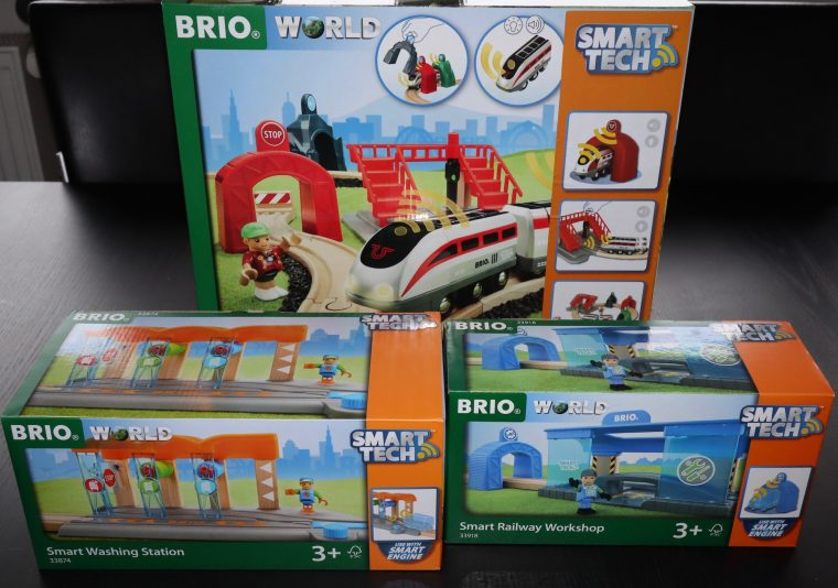 Brio World Smart Tech Kartons